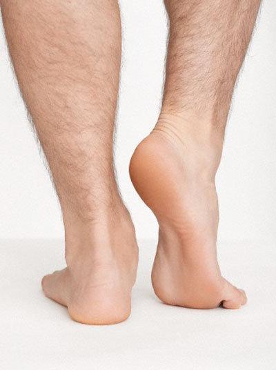 người có bàn chân nhỏ