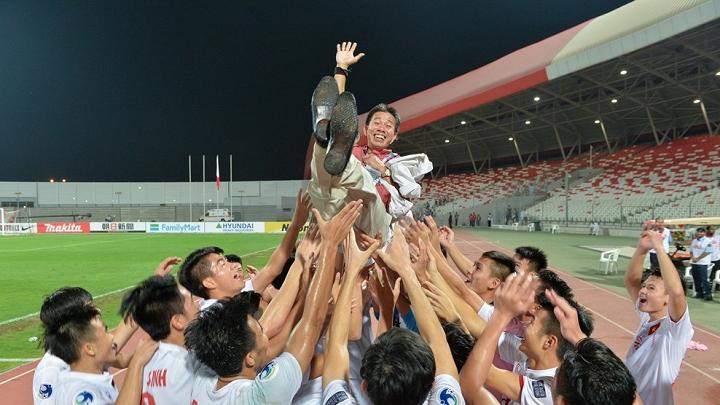 Đội tuyển Futsal Việt Nam cũng có một hành trình không thể nào quên tại Futsal World Cup