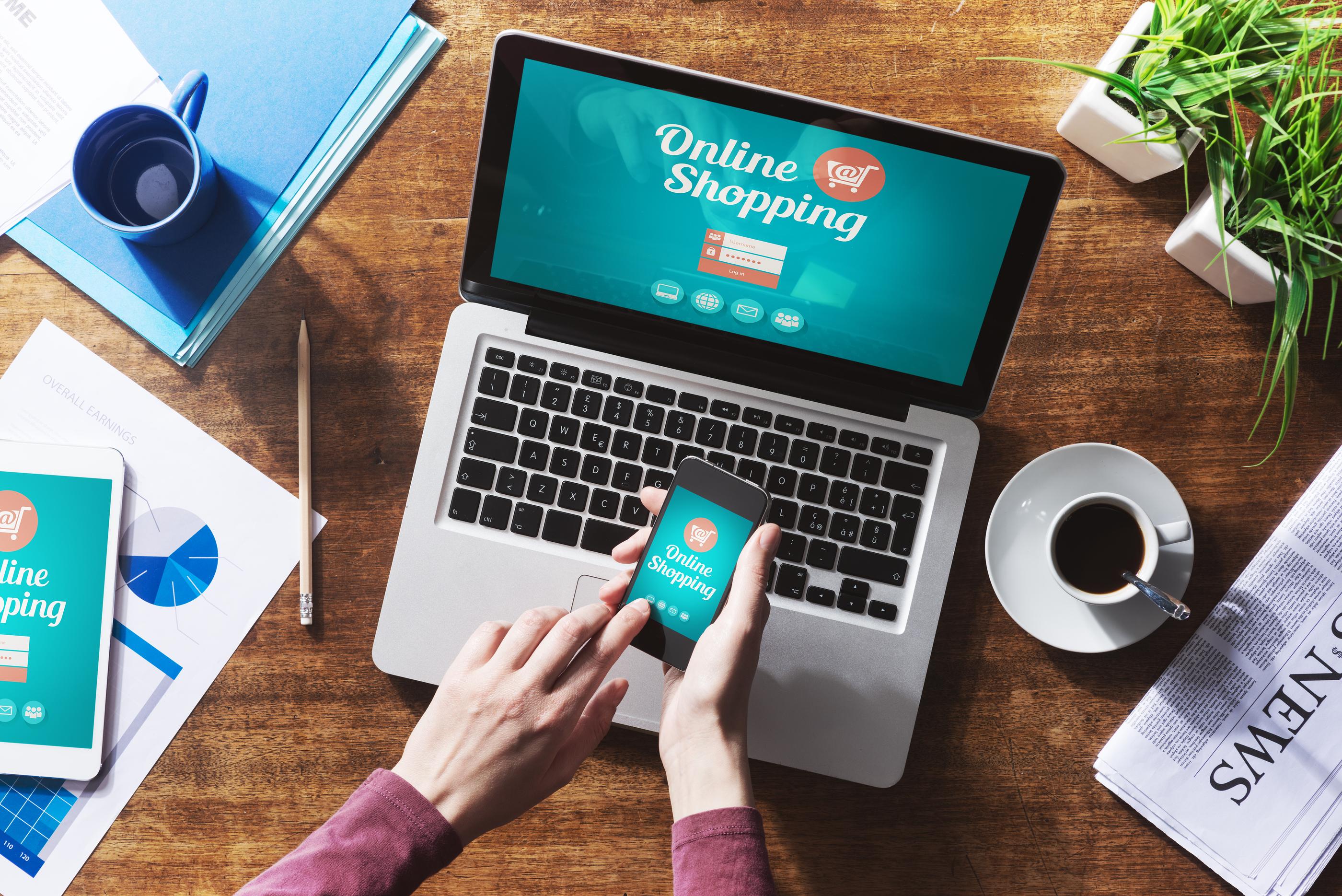 Đọc 5 ích lợi nổi bật khi thiết kế web kinh doanh online