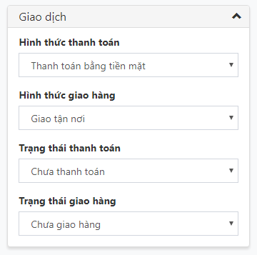 Giao dịch
