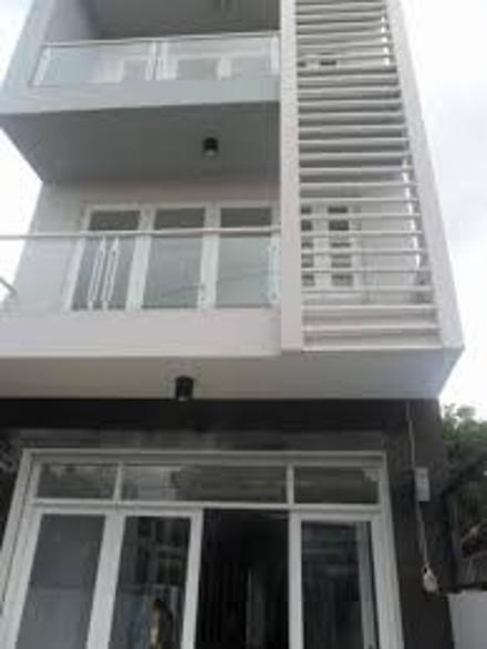 Bán Nhà Hẻm 8m 449 trường Chinh, P 14, Quận tân Bình Ngang 4.1*18