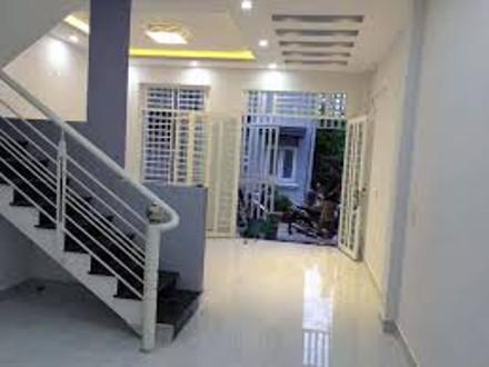 Nhà Bán MT Đường T 5, P. Tây Thạnh, Q Tân Phú
