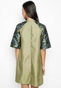Tết Collection - Đầm Gấm An Dress