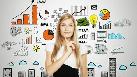 Bí quyết thành công cho phụ nữ muốn khởi nghiệp