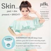 EVERBRIGHT BLUE BODY CREAM - PASJEL
