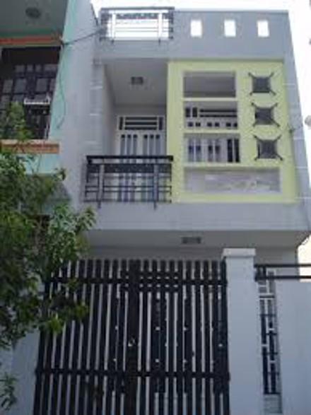 Định cư mỹ bán gấp nhà  HXH Nguyễn Ngọc Nhựt , Q.TP, 4*13, giá 4,6 tỷ