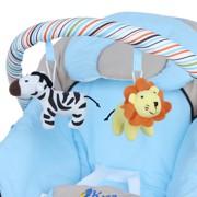 GHẾ RUNG KIZA INFANT SWING-N-BOUNER LION CHAIR