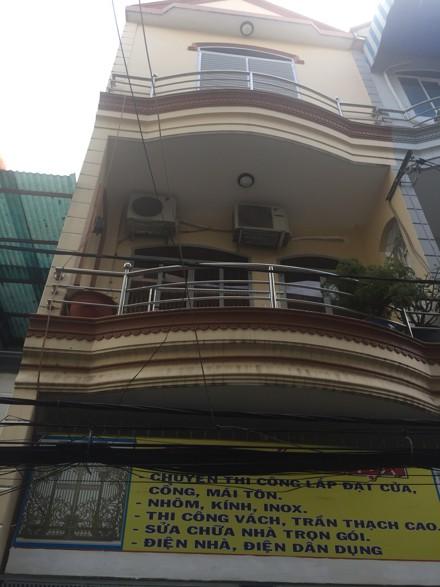 Bán nhà MT 44 Lê Duy Nhuận, P 12, Quận Tân Bình