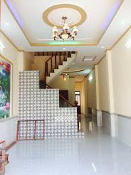 Bán MT Nguyễn Sơn Khu Kinh Doanh Sầm Uất  Đối Diện Chợ Nguyễn Sơn Ngang 8*30